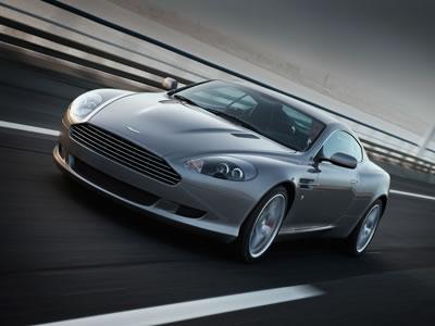 2010 Aston Martin DB9 picture