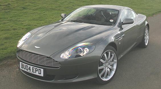 2005 Aston Martin DB9 picture