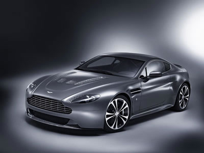 2010 Aston Martin V12 Vantage picture