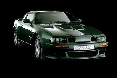 2000 Aston Martin V8 LeMans picture