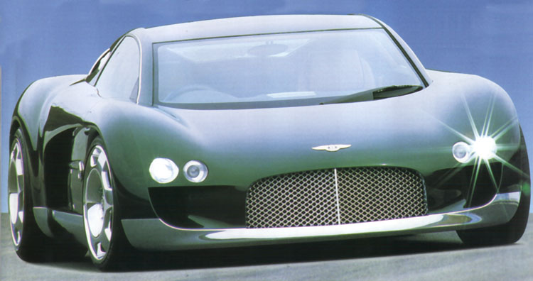 1999 Bentley Hunaudi�res Concept picture