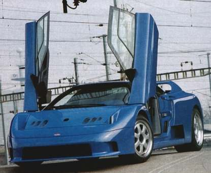 1994 Rinspeed Cyan Concept picture