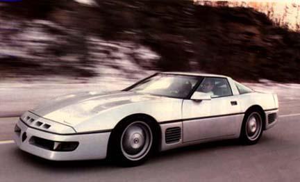 1988 Callaway C4 Sledgehammer Corvette picture