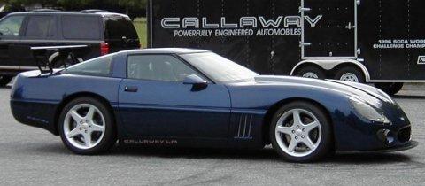 1998 Callaway C6 SuperNatural Corvette picture