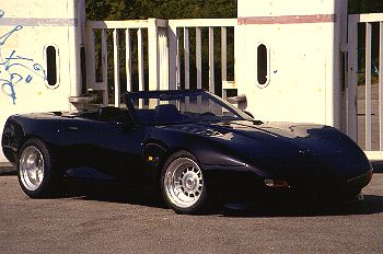 1996 Geiger Corvette ZR1 Biturbo EVO picture