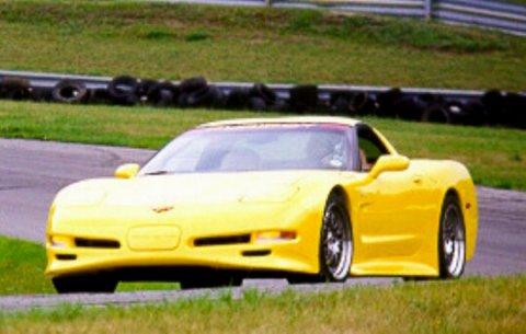 1998 Spectre Corvette GTR picture