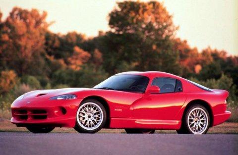 2000 Dodge Viper ACR picture