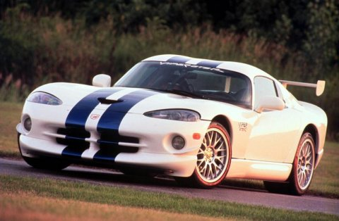 1998 Dodge Viper GTS-R Wallpaper