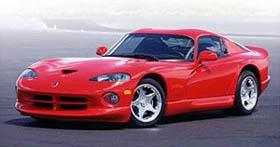 2001 Dodge Viper GTS picture