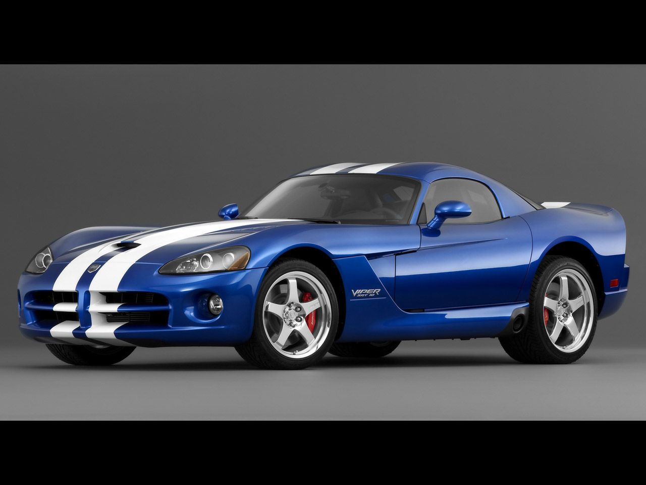 Wallpaper : 2006 Dodge Viper SRT10 Coupe 2