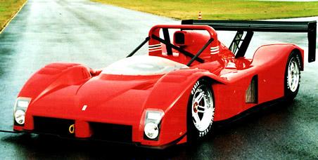 1995 Ferrari 333 SP picture
