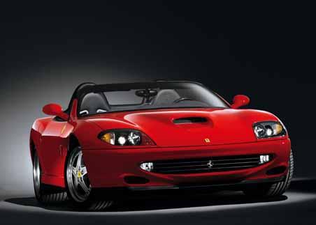 2001 Ferrari 550 Barchetta Pininfarina picture