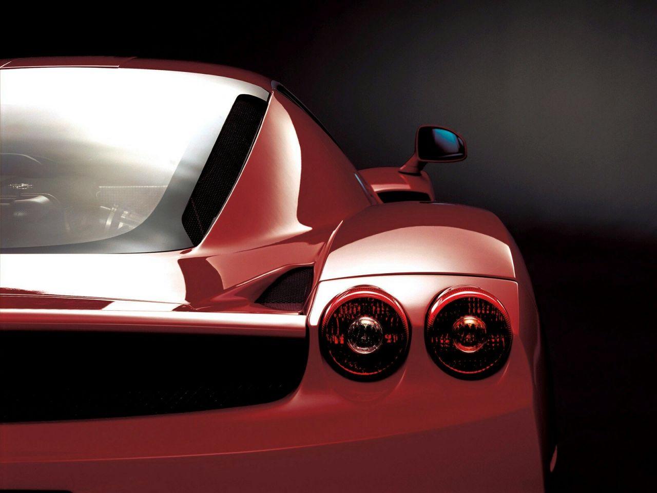 Wallpaper : 2002 Ferrari Enzo Ferrari