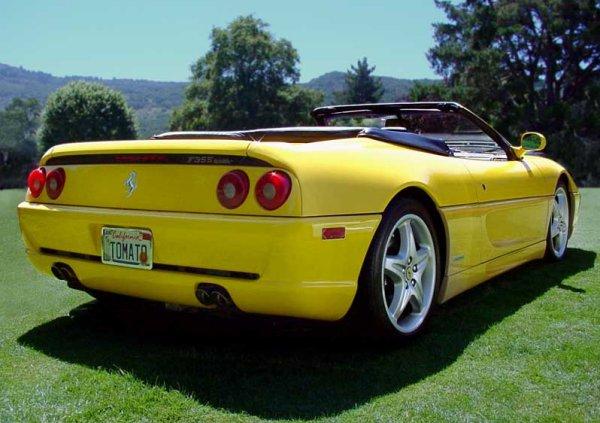 1997 Ferrari F355 Spider picture