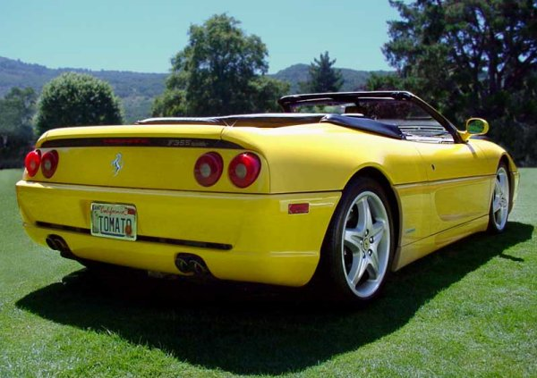 ferrari f355 spider wallpaper - photo #22