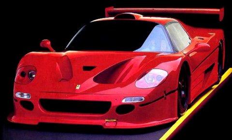 1998 Ferrari F50 GT picture