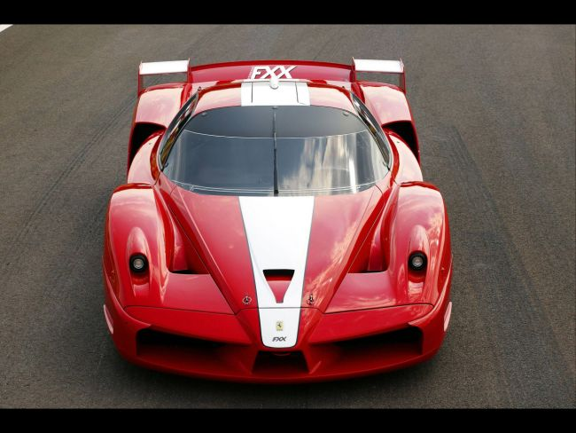 Ferrari Fxx. 2005 Ferrari FXX picture