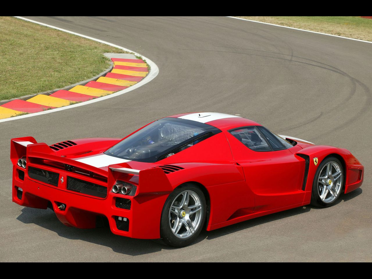 2005 Ferrari FXX Picture