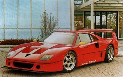 1994 Hamann F40 picture