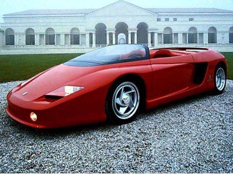 1989 Ferrari Mythos Concept picture