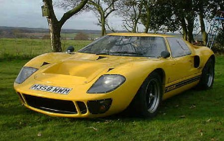 1965 Ford GT40 Mk1 picture