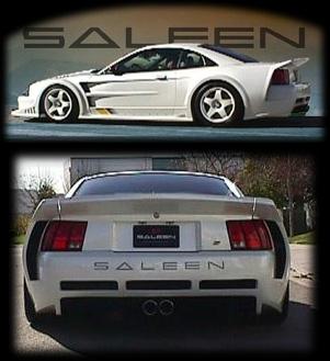 2000 Saleen Mustang SR picture