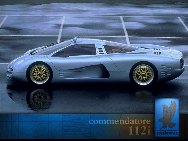 1993 Isdera Commendatore 112i picture