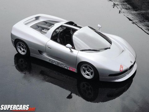 1993 Italdesign Nazca C2 Spider Concept picture