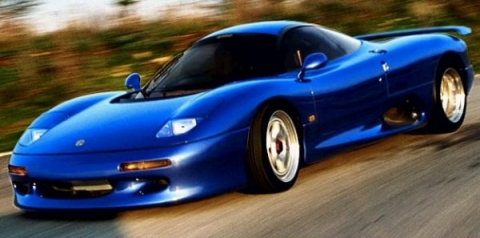 1990 Jaguar XJR-15 picture
