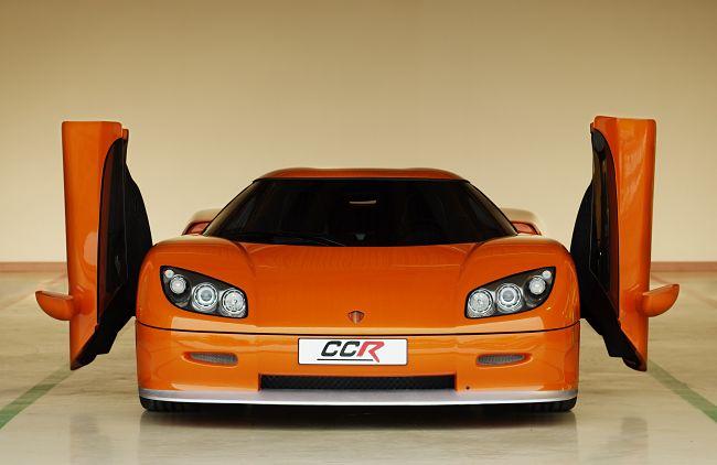 2005 Koenigsegg CCR picture