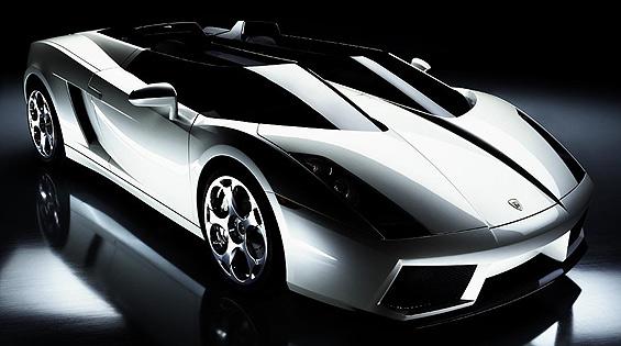 2005 Lamborghini Concept S picture