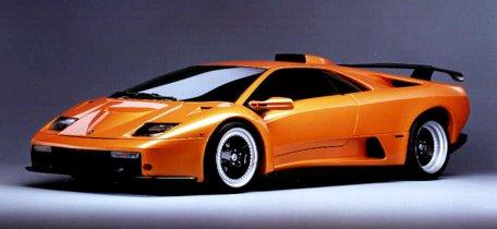 1999 Lamborghini Diablo GT picture