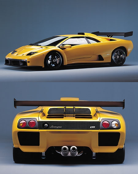 1999 Lamborghini Diablo GTR picture