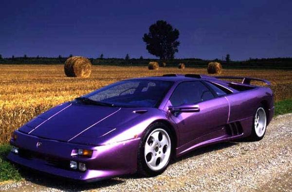 1996 Lamborghini Diablo SE30 Jota picture