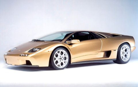 2013 Lamborghini Diablo 6.0 VT