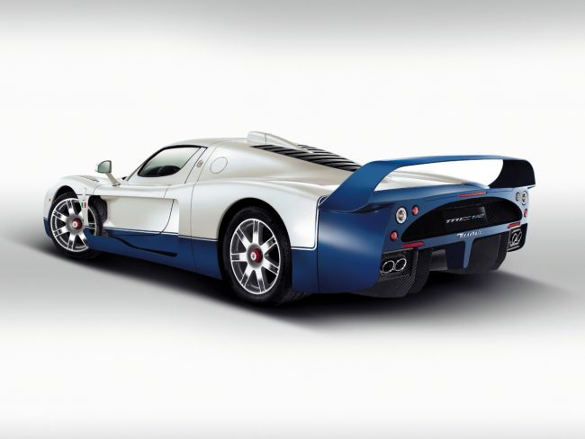 2005 Maserati MC12 picture