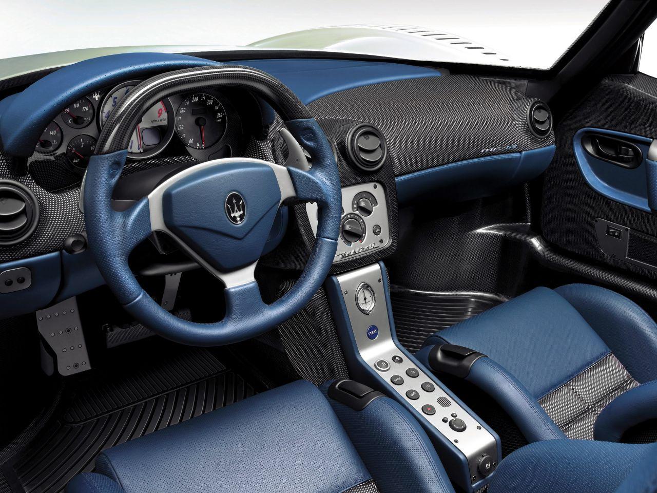 2005 Maserati MC12 Picture