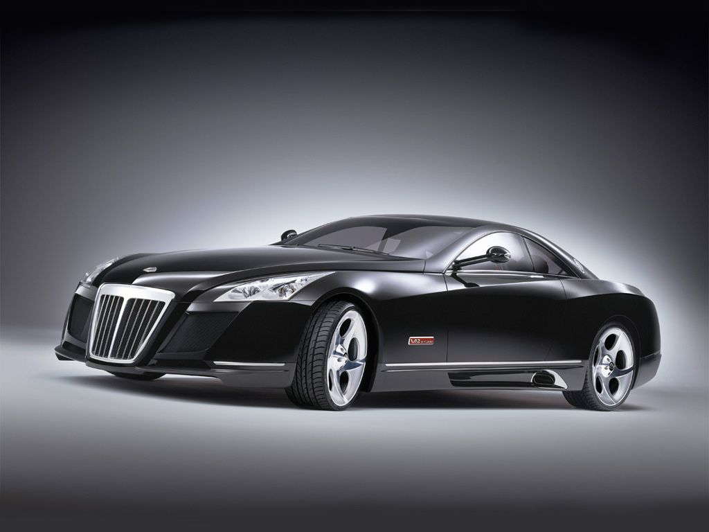 Wallpaper: 2005 Maybahc Exelero