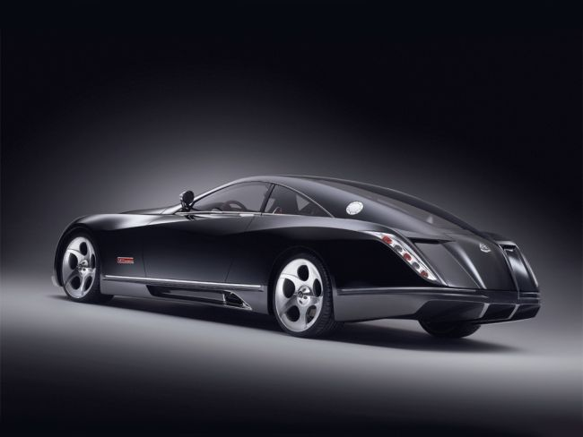 2005 Maybach Exelero picture