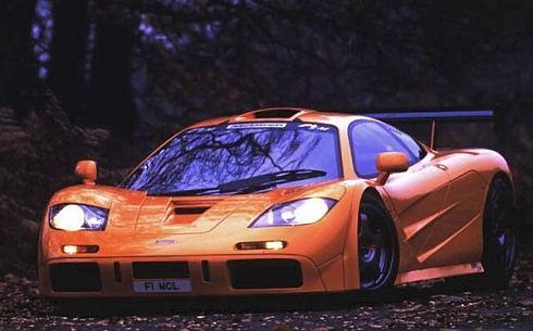 1995 McLaren F1 LM picture