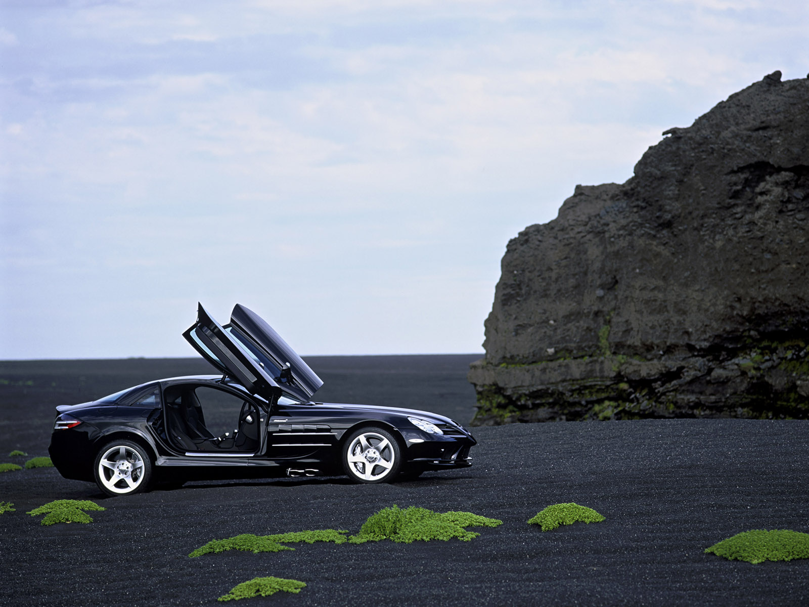 2005 Mercedes-Benz SLR McLaren Picture