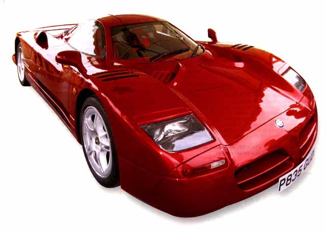 1998 Nissan R390 GT1 picture