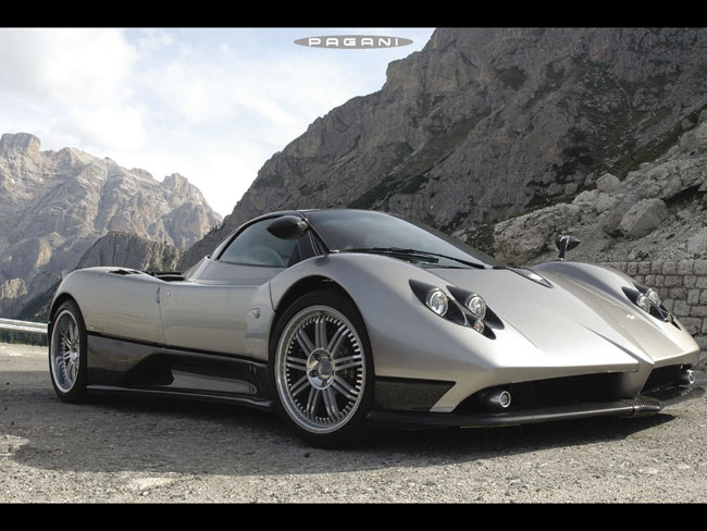 2005 Pagani Zonda F picture