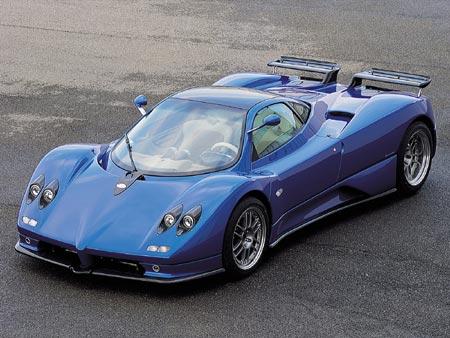 2004 Pagani Zonda S 7.3 picture