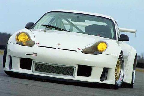 2001 Porsche 911 GT3 RS Picture