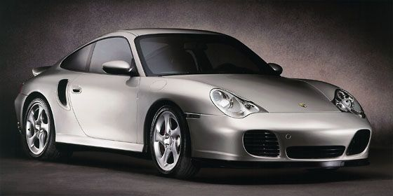 2000 Porsche 911 Turbo picture