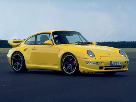 1996 TechArt 911 CT3 picture