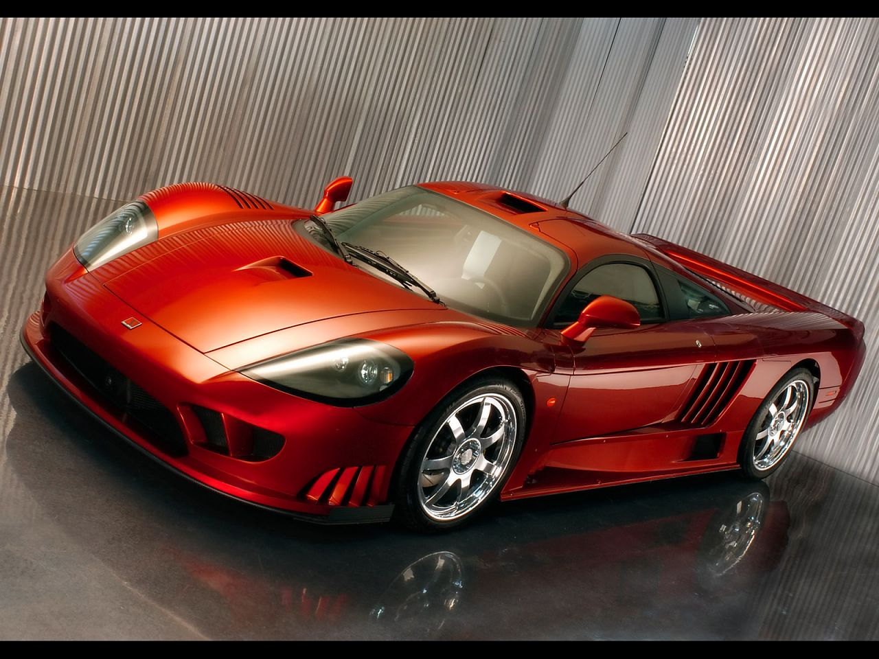 Saleen S7 Launching