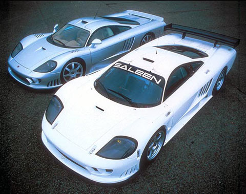2001 Saleen S7R picture