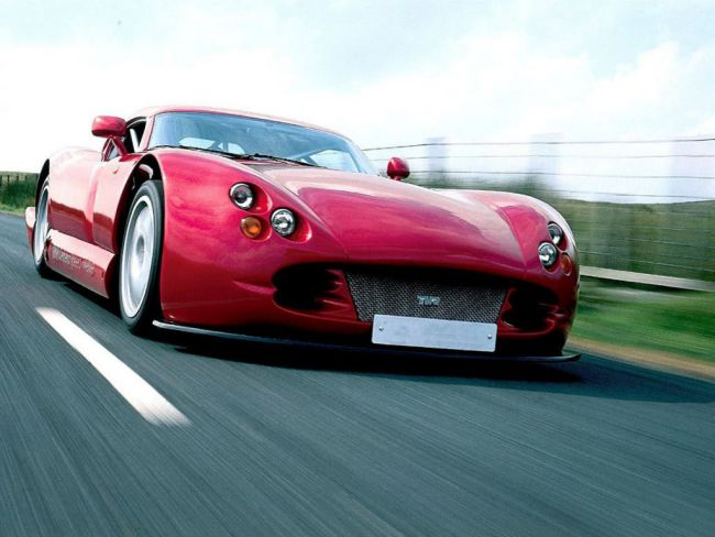 2000 TVR Speed 12 picture